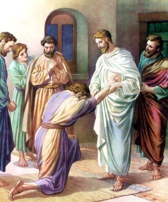 El Hombre De La Mano Seca Sanado Por Jesús Literaturabautista Com